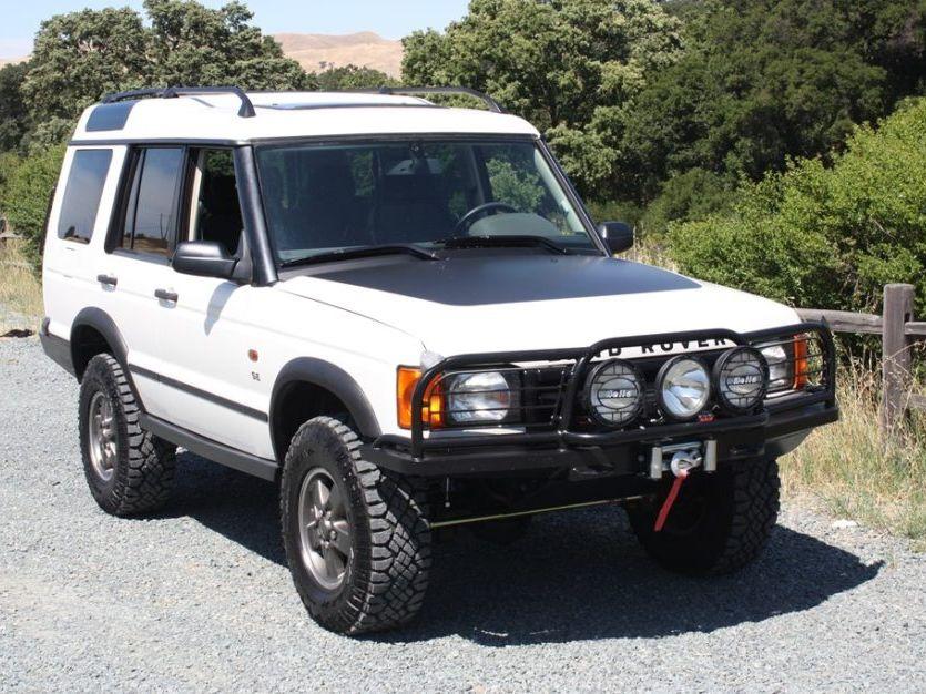 2002 Land Rover Discovery Series II SE Kalahari