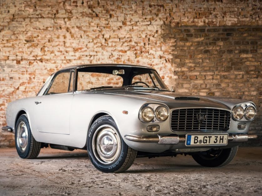 1961 Lancia Flaminia GT by Touring