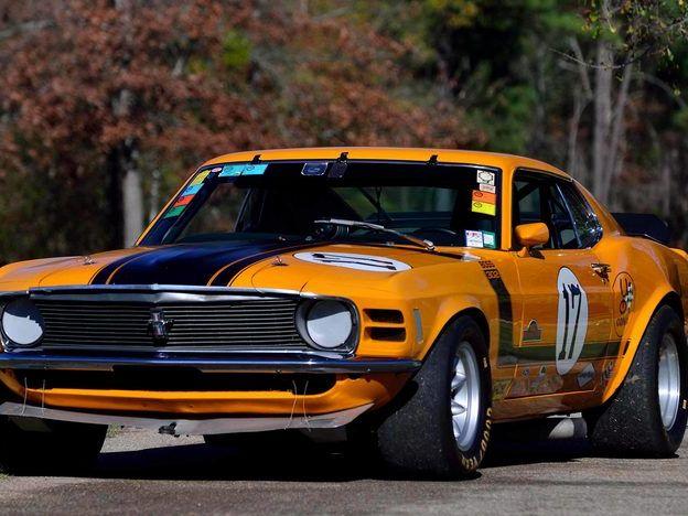1970 Ford Boss 302 Kar Kraft Trans Am Racer