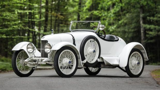 1917 Chalmers Record Speedster
