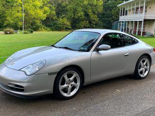 2004 Porsche 911 Carrera Coupe 6-Speed