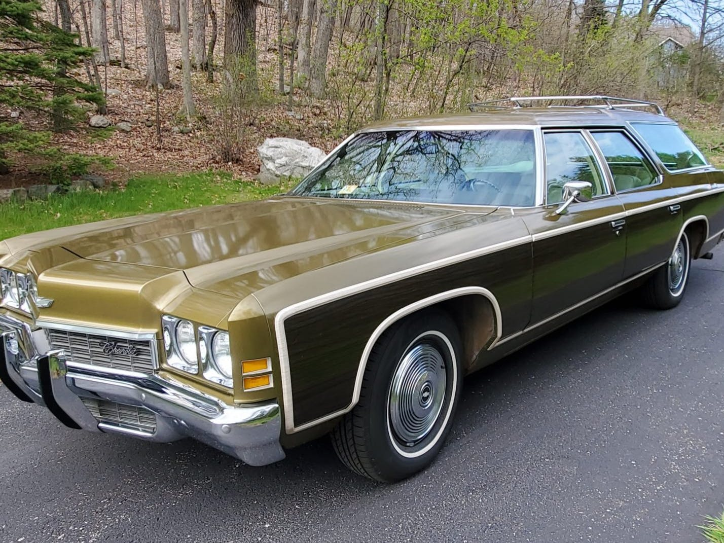 1972 Chevrolet Kingswood Estate