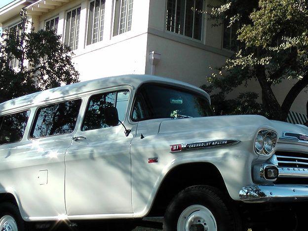1959 Chevrolet NAPCO Suburban