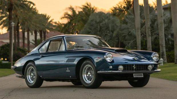1962 Ferrari 400 Superamerica Series I Coupe Aerodinamico