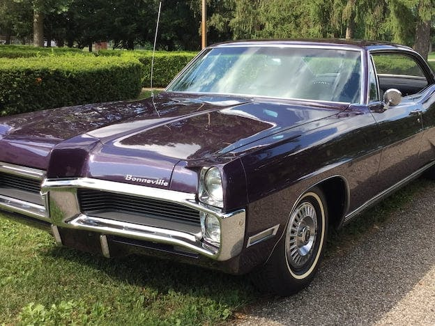 1967 Pontiac Bonneville Brougham