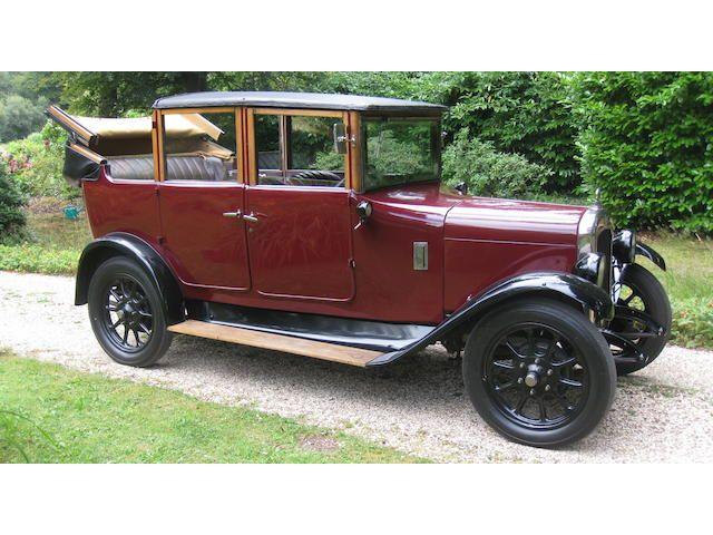 1928 Austin 'Heavy' 12/4 Landaulette
