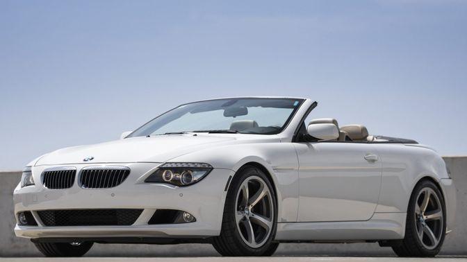 2008 BMW 650i Convertible