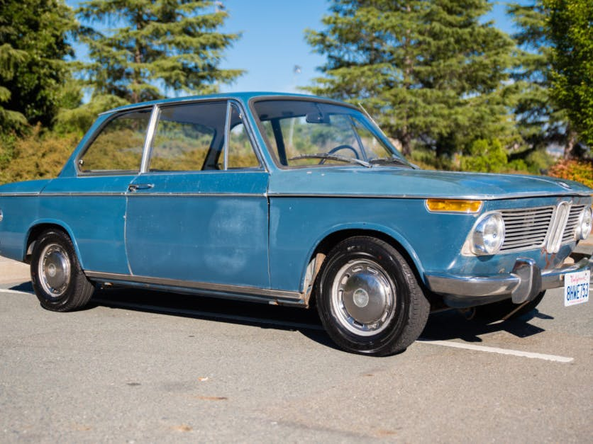 1969 BMW 1600 Coupe