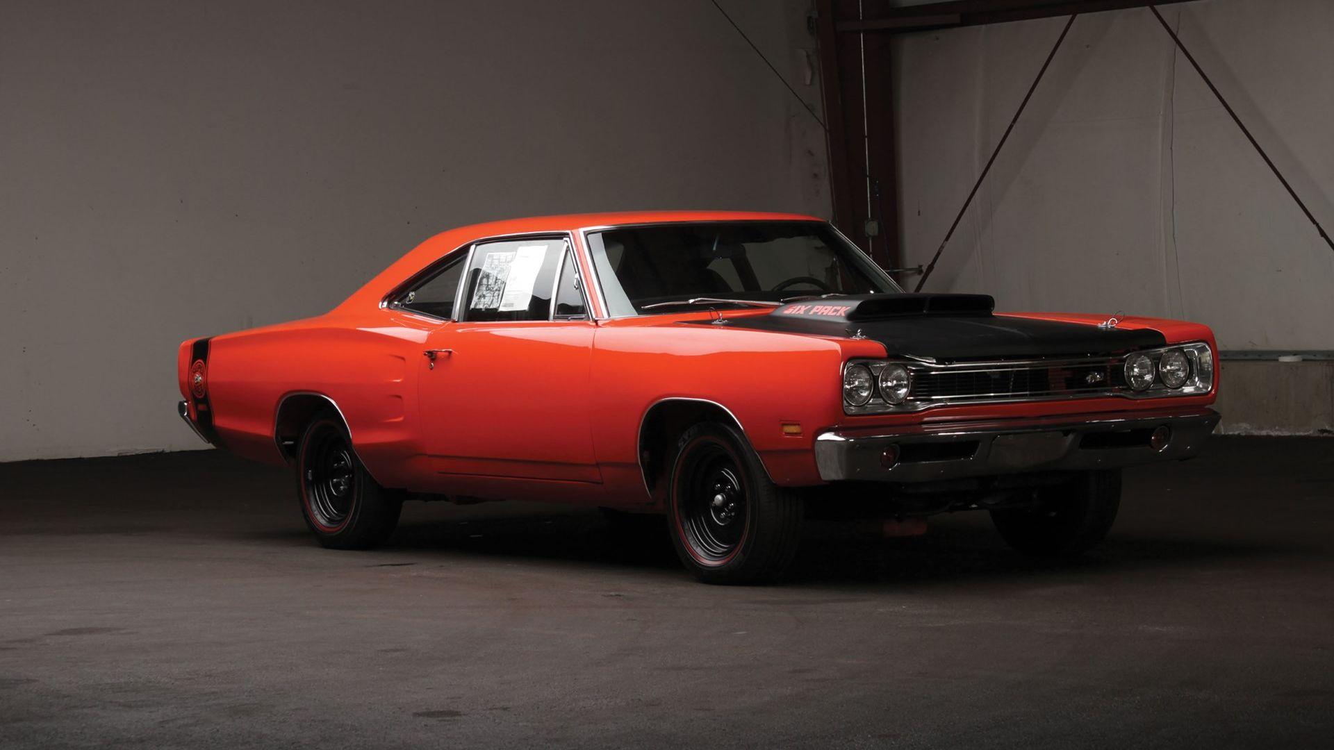 1969 Dodge Super Bee 440-6
