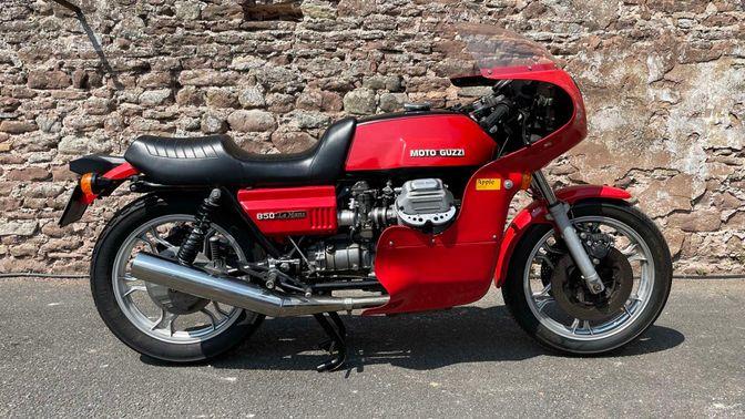 1977 Moto Guzzi Le Mans MK1