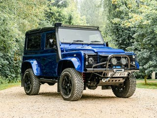 2007 Land Rover Defender 90 Xs