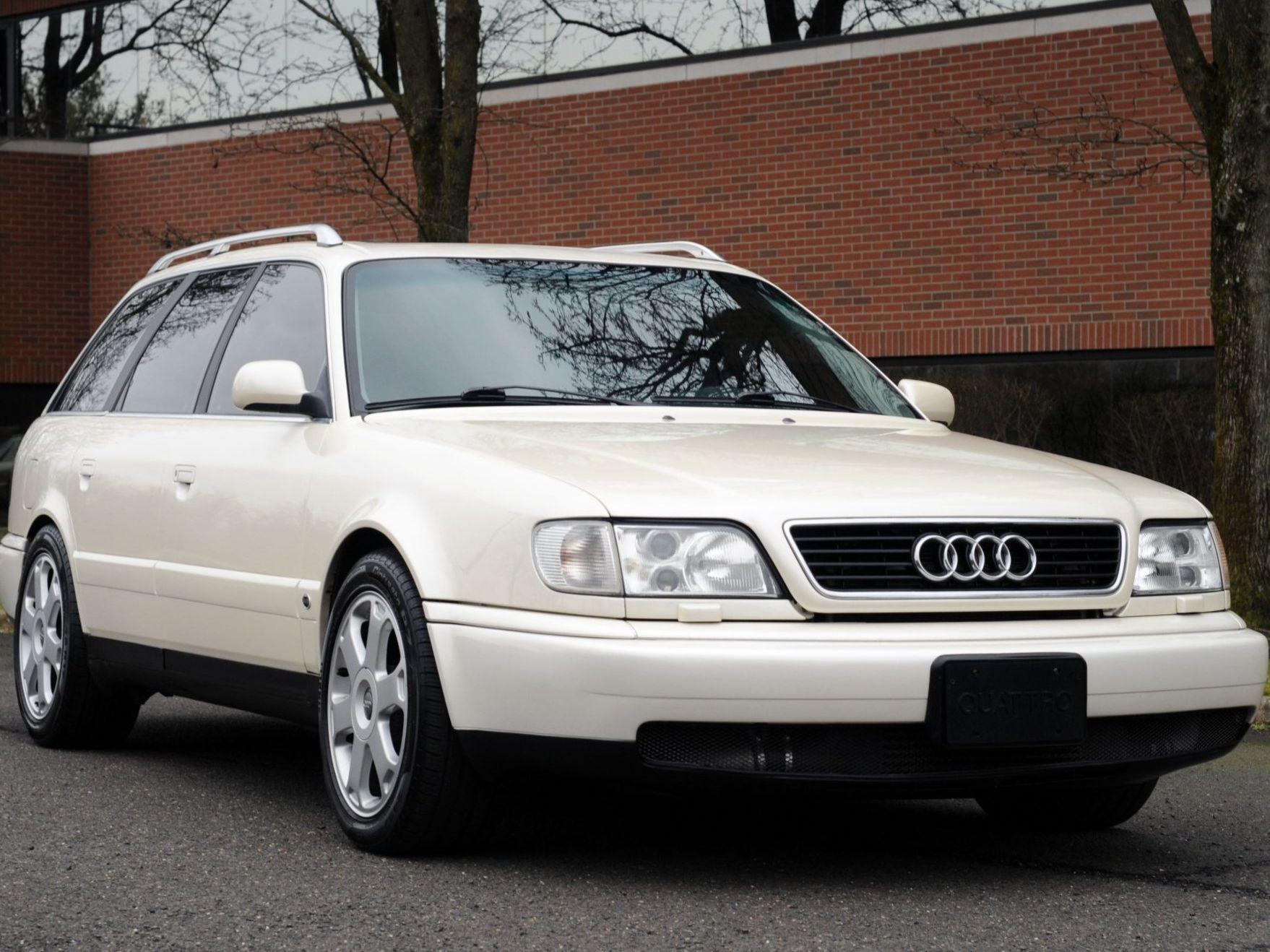 Audi S6 - C4 Market - CLASSIC.COM