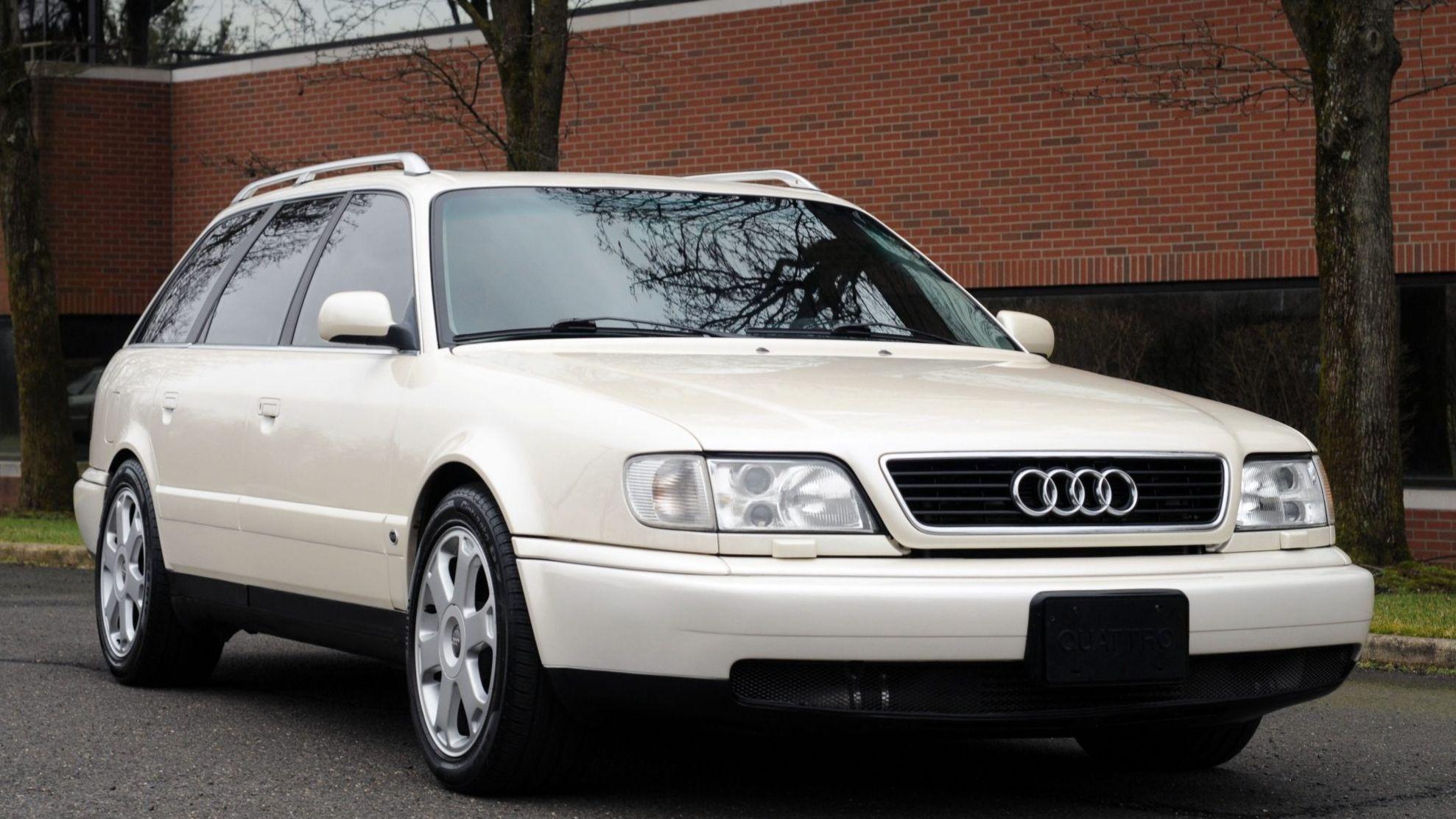 1995.5 Audi S6 Avant 5-Speed