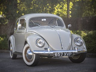 1956 Volkswagen Beetle 1200