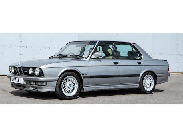 1986 BMW M5 'E28' Saloon