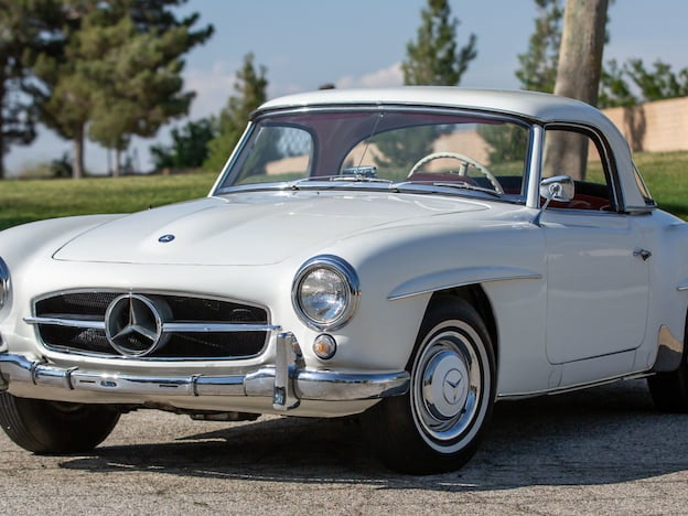 1963 Mercedes-Benz 190SL Roadster