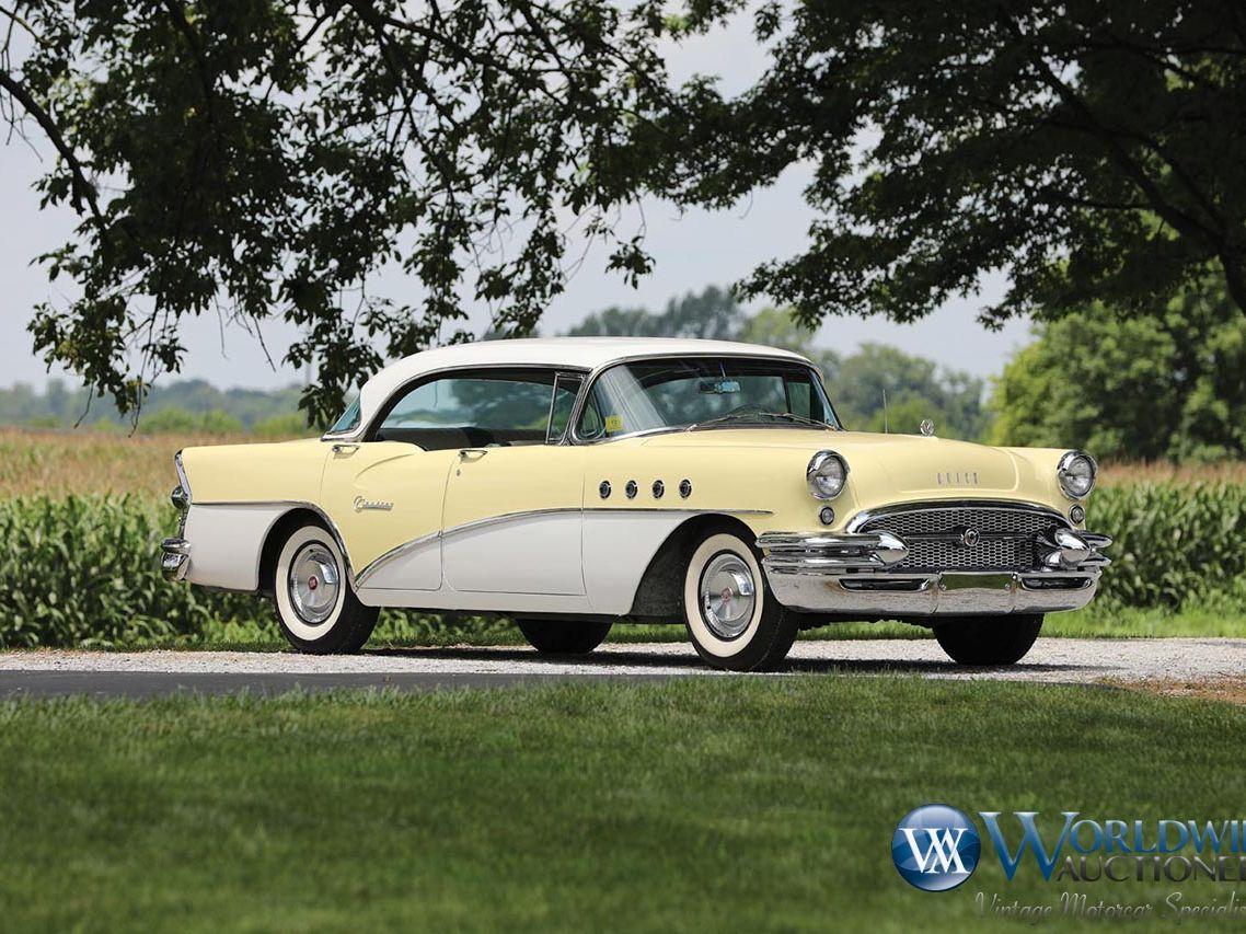 1955 Buick  Century Four-Door Hardtop