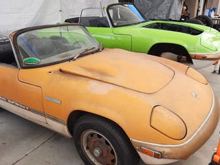 1972 Lotus Elan Sprint Project Cars