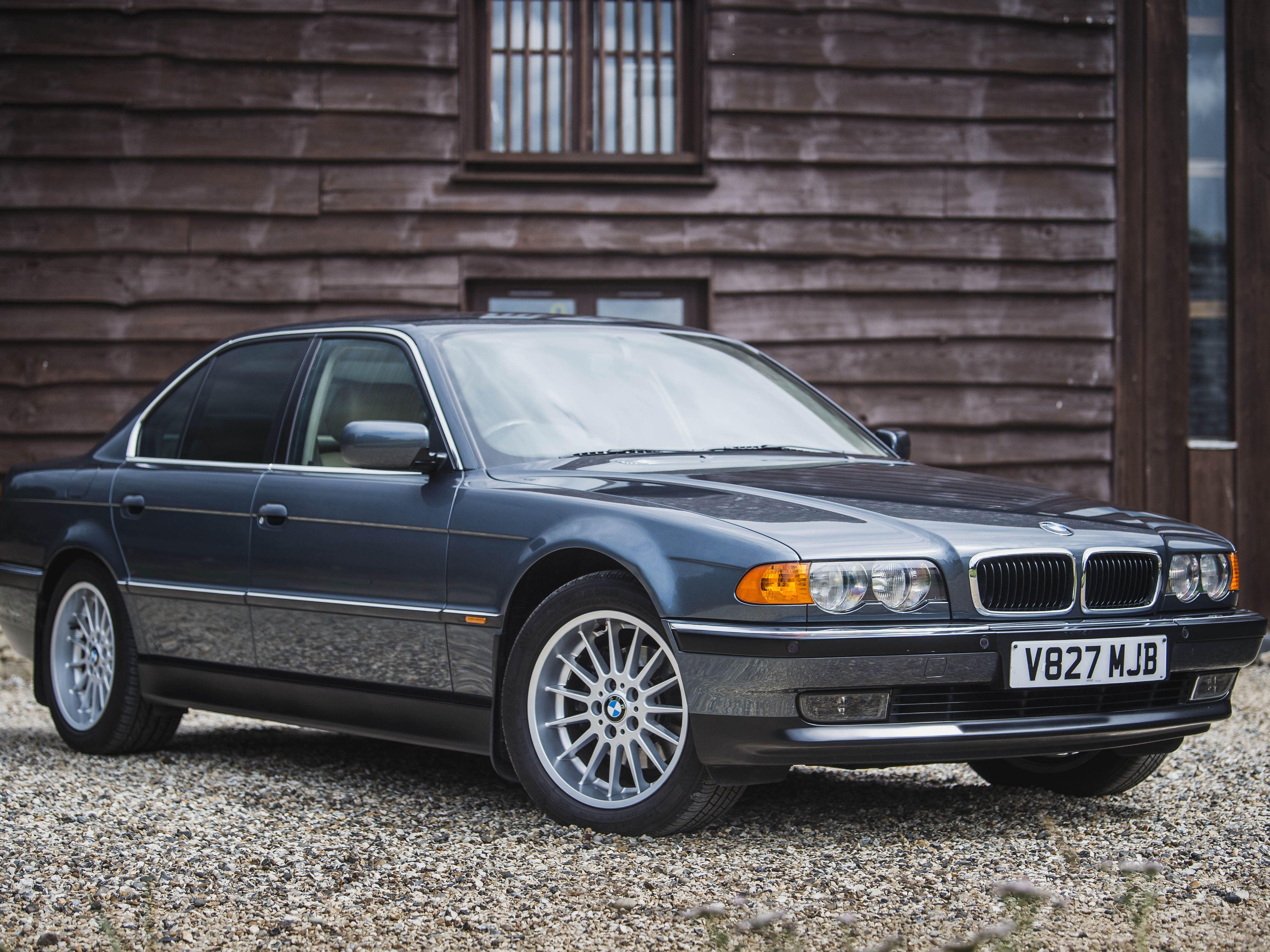 2000 BMW 728 I