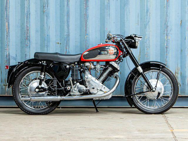 1958 Panther 594CC Model 100