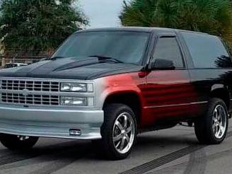 1993 Chevrolet K5 Blazer