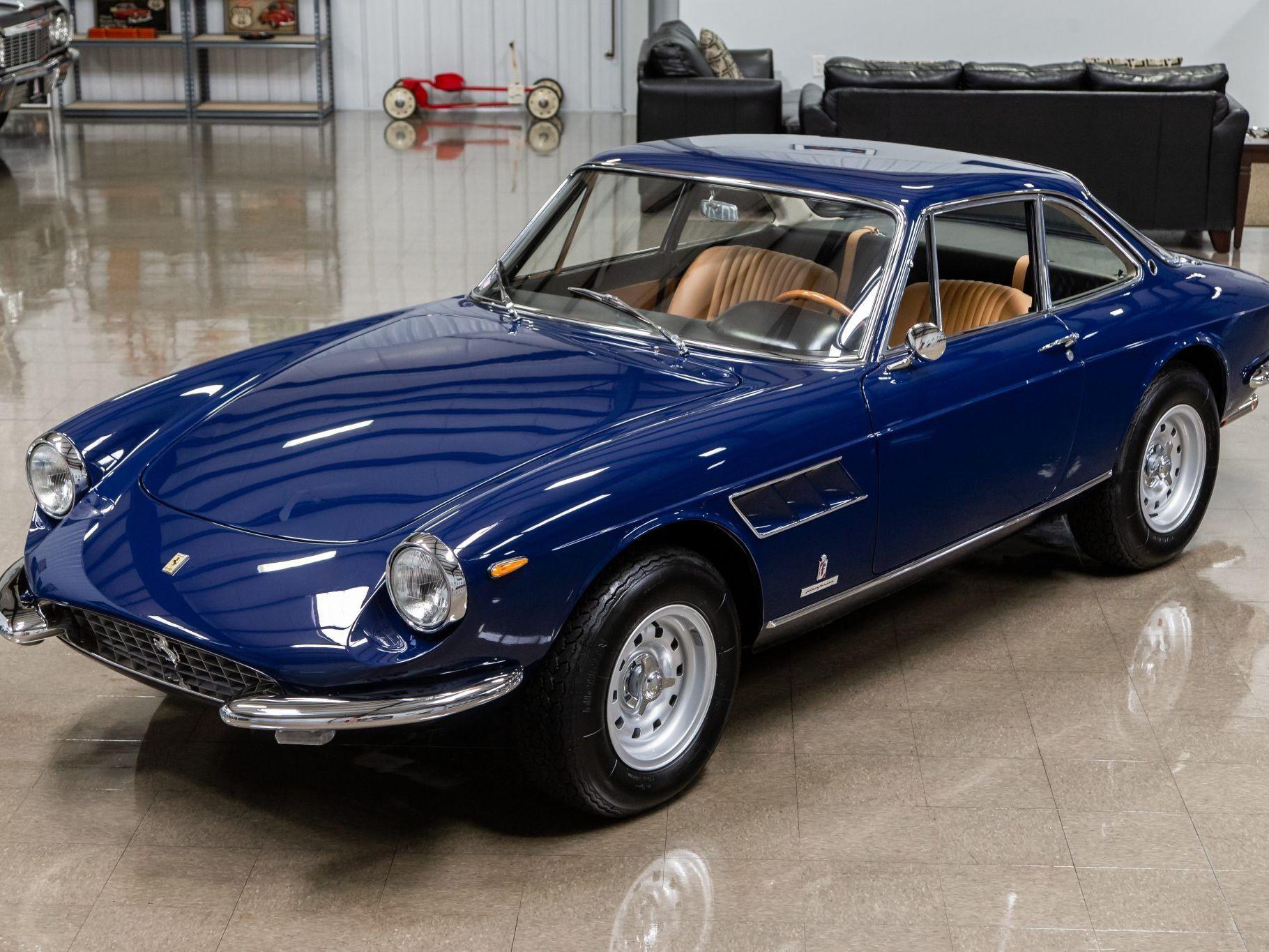 Ferrari 330 All Variants Market Classic Com