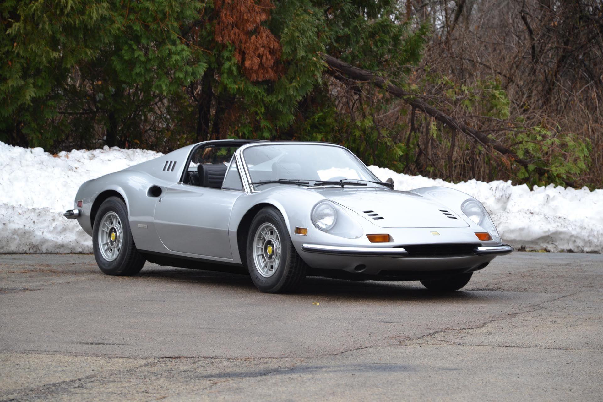 1973 Ferrari Dino 246 Gts Vin 06274 Classic Com