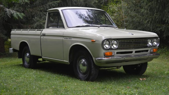 1969 Datsun 521 Pickup