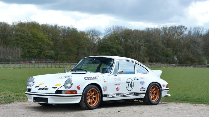 1982 Porsche 911 Carrera RS Replica