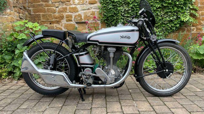 1939 Norton Model 30 International 500