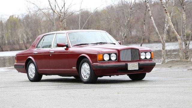 1996 Bentley Brooklands Sedan