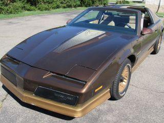 1984 Pontiac Trans Am 5-Speed