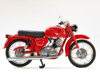 1958 Moto Guzzi 235CC Lodola Gran Turismo