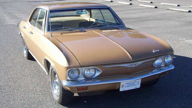 1965 Chevrolet Corvair Monza Sedan