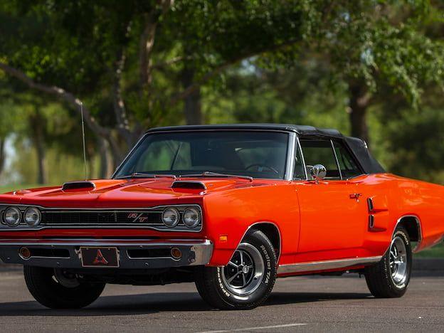 1969 Dodge Coronet R/T Convertible