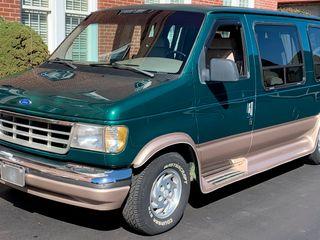 1993 Ford E150 Conversion Van
