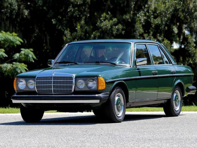 1979 Mercedes-Benz 240D