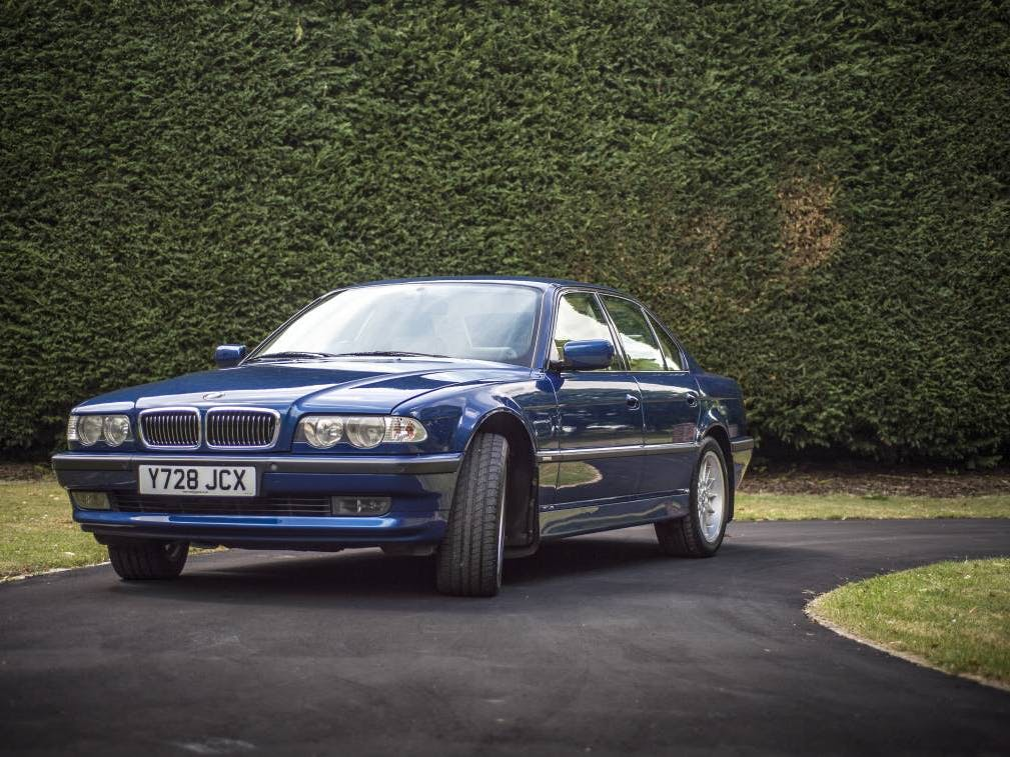 2001 BMW 728i Individual