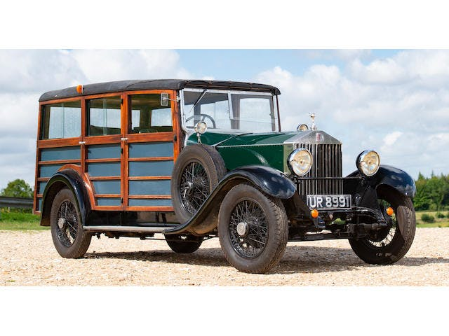 1931 Rolls-Royce 20/25HP Shooting Brake