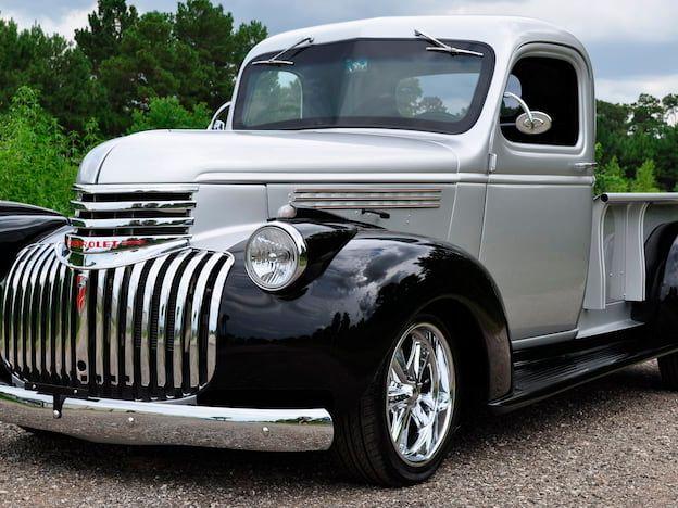 1946 Chevrolet Resto Mod Pickup