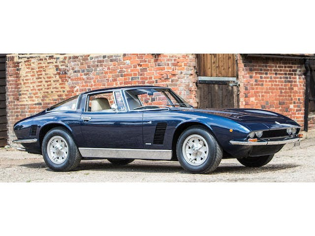 1972 Iso Grifo Series II Coupé
