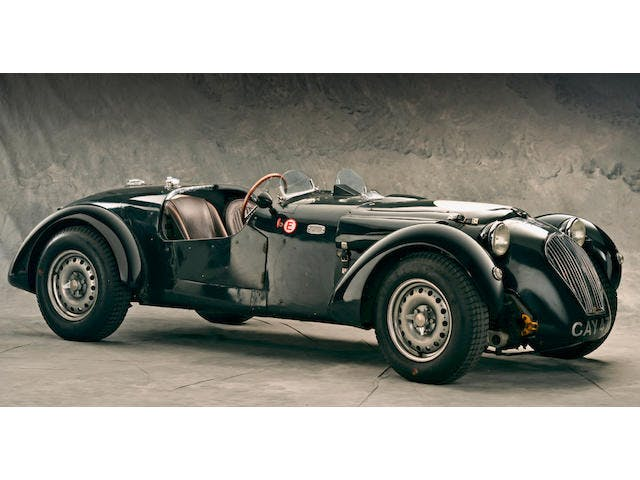 1950 Healey Silverstone Jaguar Competition  Roadster