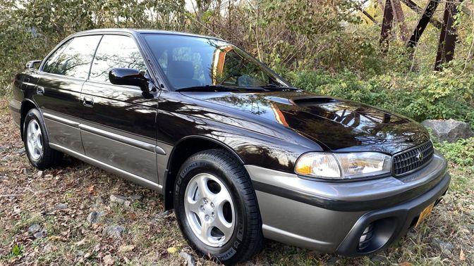 1999 Subaru Legacy Sus 30TH Anniversary Edition