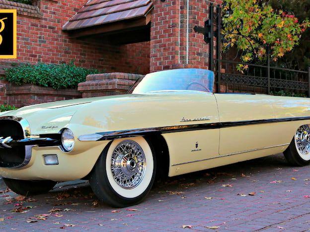 1954 Dodge Firearrow II Concept Car