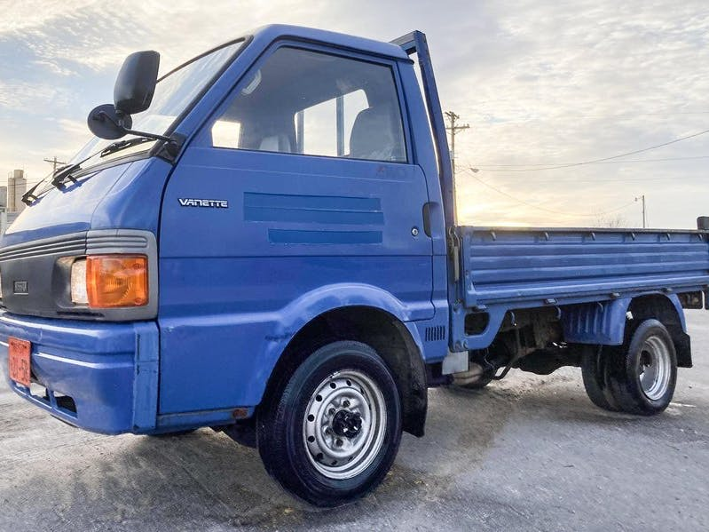 1995 Nissan Vanette 4WD Dually