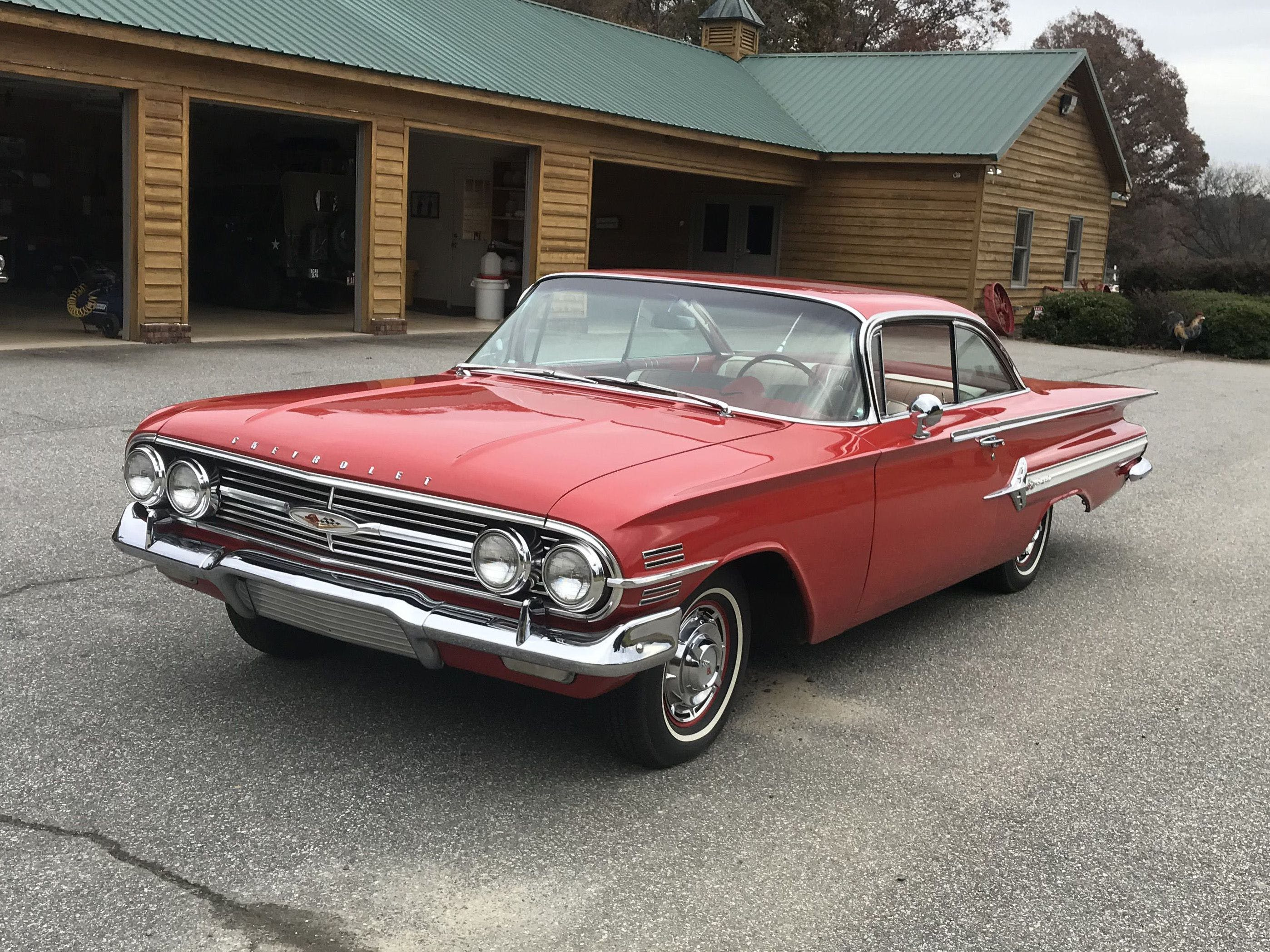 Kekurangan Chevrolet Impala 1960 Harga