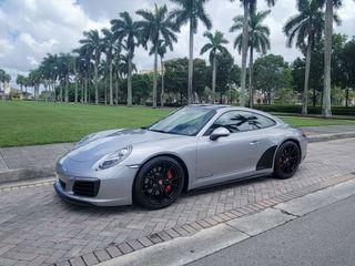 2017 Porsche Carrera S Sport Package