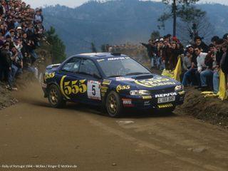 1993 Subaru Impreza Prodrive