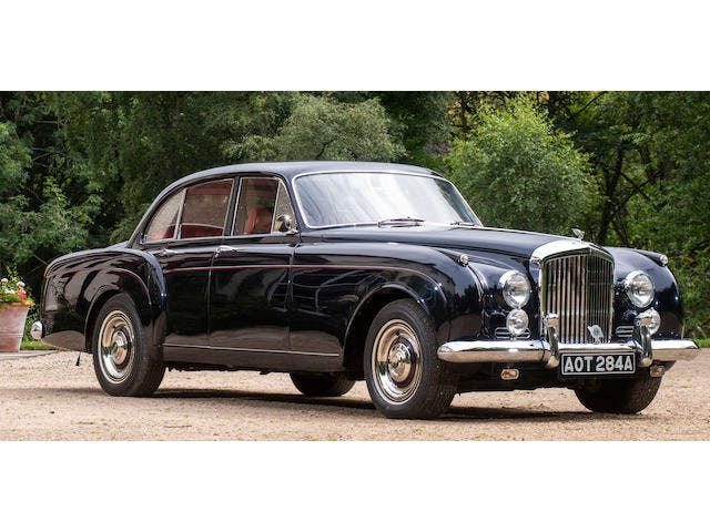 1962 Bentley S2 Continental Flying Spur Saloon