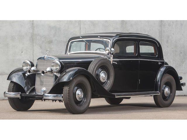 1941 Mercedes-Benz  230 Limousine A